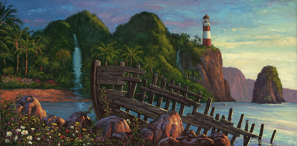 Paradise-Cove-Giclee