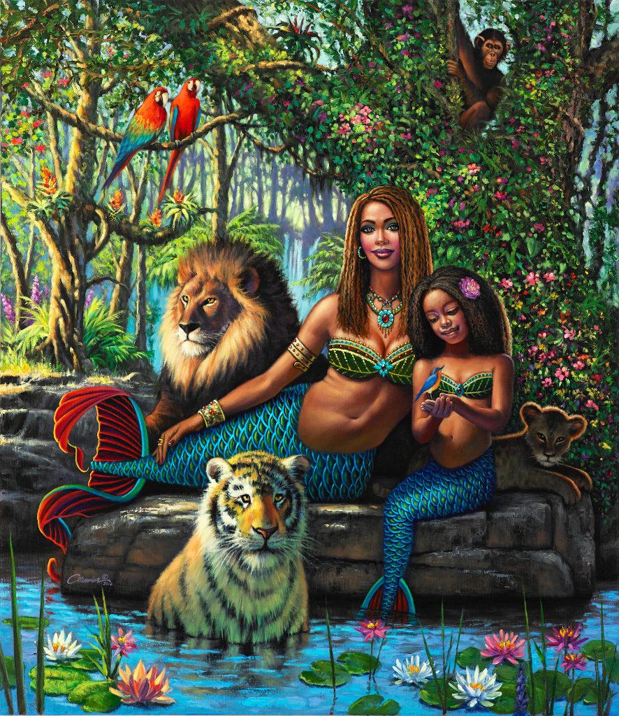 Queens of Idyllic