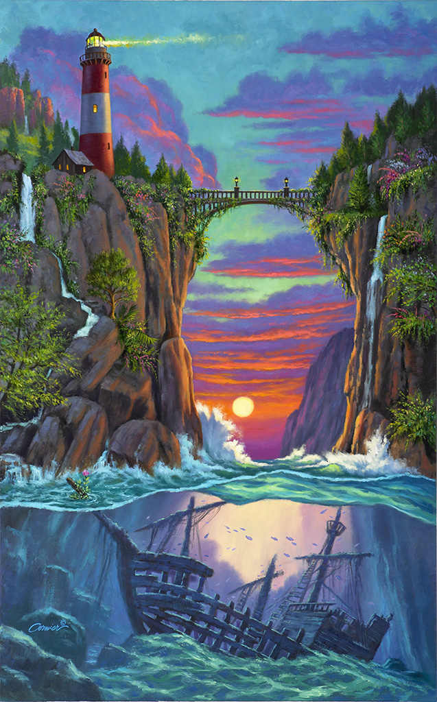 Sunset-Crossing-Giclee