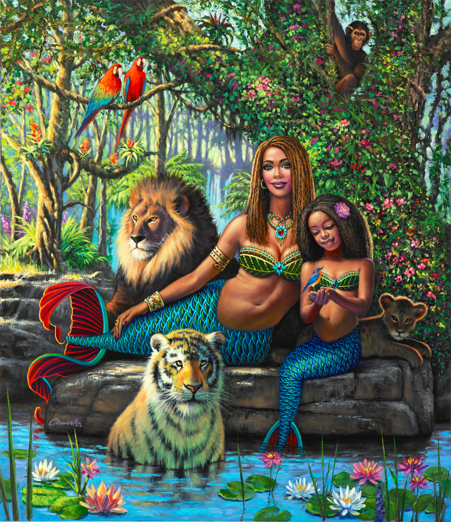 Queens-of-Idyllic-Giclee