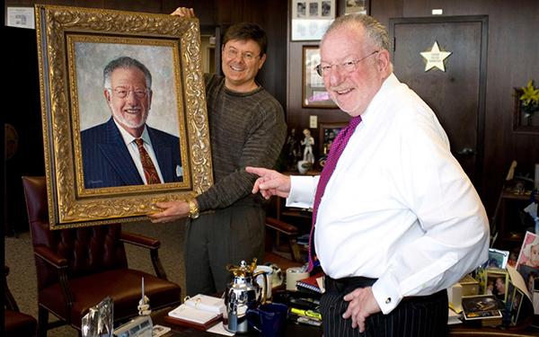 Artist With Mayor Goodmancrop600x375